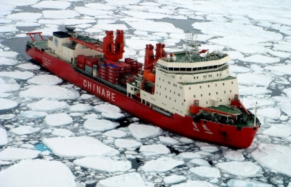 China and the rules of engagement in Antarctica