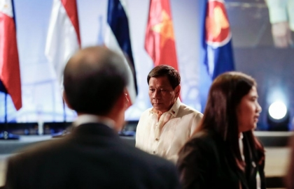 Duterte's Evolving South China Sea Policy