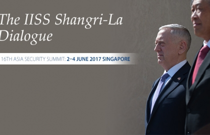 Shangri-La Dialogue 2017: the South China Sea and the end of a Rules-Based Order?