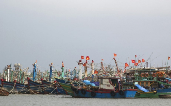 Did Vietnam's Maritime Militia Really Swarm a China Military Base