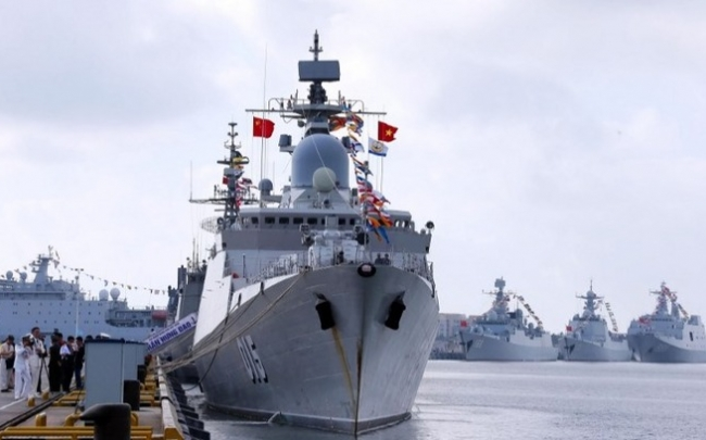 Vietnam's increasing Naval Diplomacy and future Possibilities