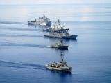 Middle Powers and  the South China Sea: Time to Step Up, or Step Out?