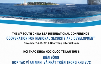 The political Economy of the South China Sea: Issues and Prospects
